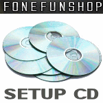 Setup CDs