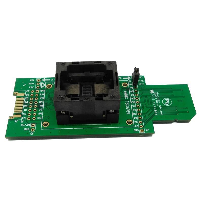 eMMC Burn in Socket Adapters