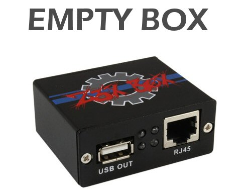 Z3X Replacement Box