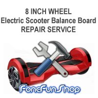 Electric Self Balancing Scooter 8 inch Repair Services