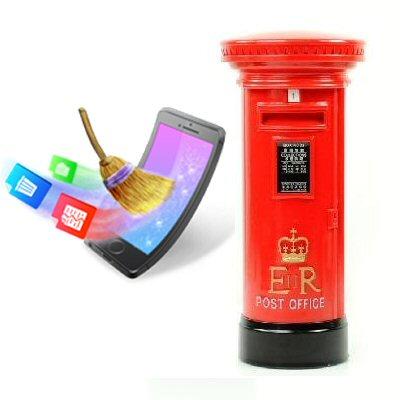 Phone Debrand Mail-in Service